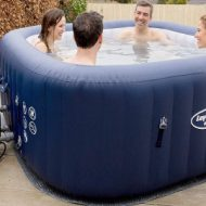 Lay z spa hawaii hot tub hire